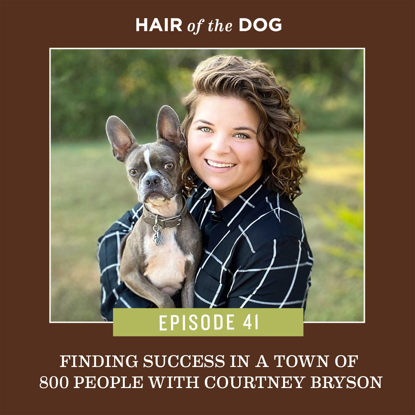 Athens area dog photographer is featured on Hair of Dog - A Pet Photographer's podcast about building a pet photography business in a small town.