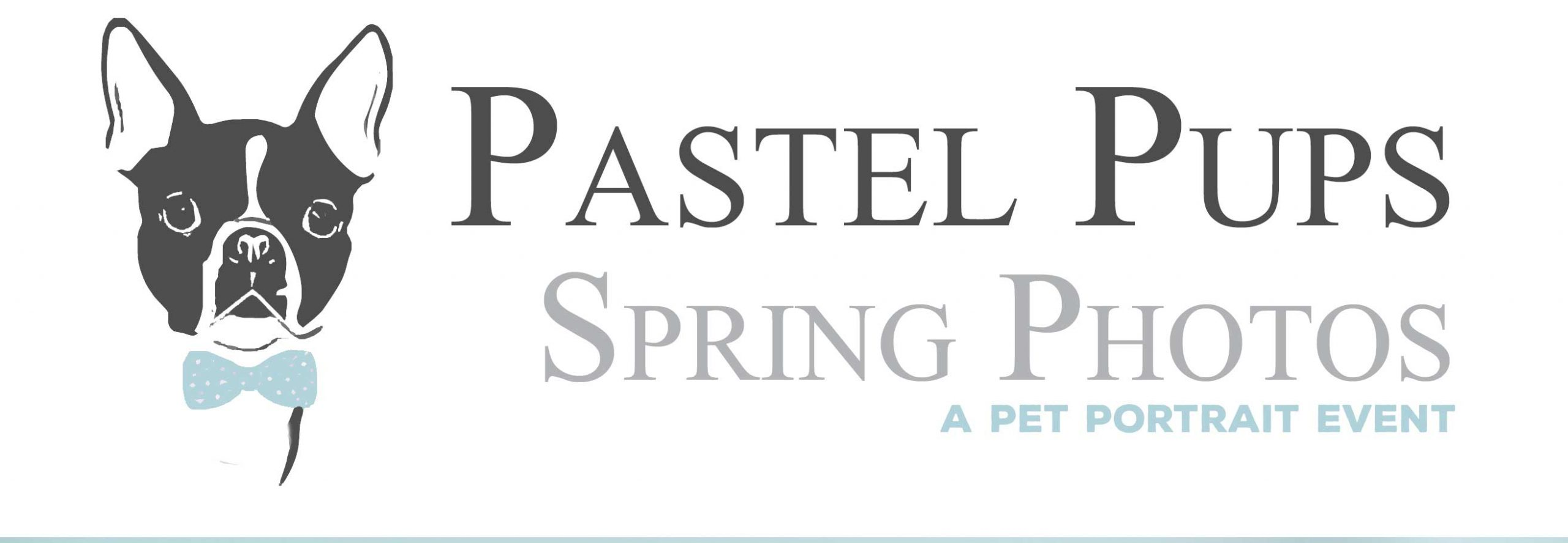 Athens dog photographer announces the next pet portrait event - pastel pups spring portraits for your dog.